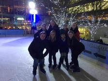 Such a great night ice skating with some of my favorite people.