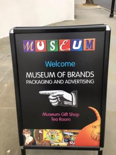 Museum of Brands, Packaging, and Advertising in Notting Hill